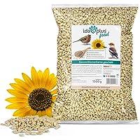 Ida Plus – Graines de tournesol – Nourriture pour oiseaux sauvages et oiseaux – Nourriture pour oiseaux sauvages…