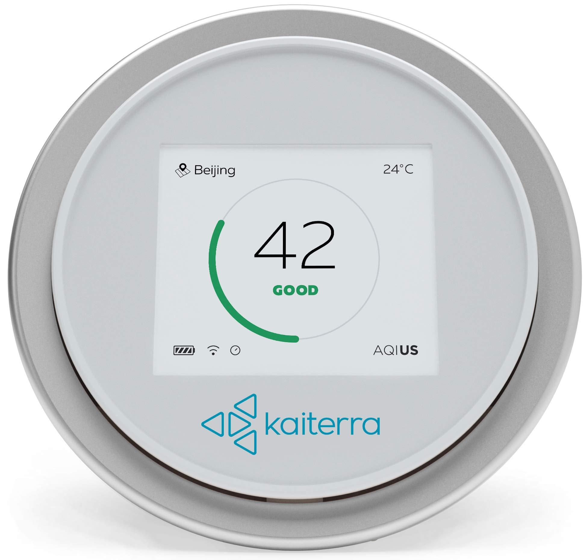 Laser Egg 2 Qualité de l'air PM2.5, Poussière, Température, Humidité