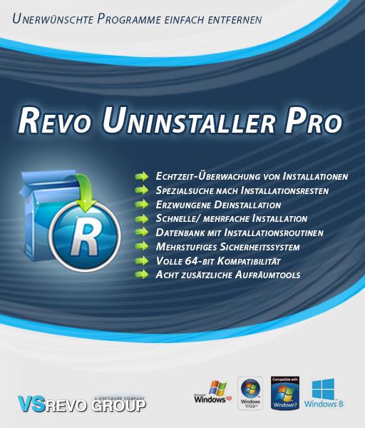 Revo Uninstaller Pro 3 Portable [Download]