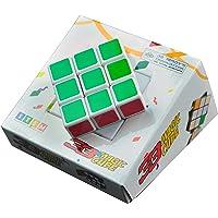 Dr.Mady Plastic Magic Cube Game, 3 X 3 (Multicolor)