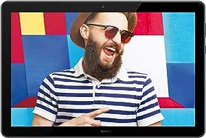 "HUAWEI T5 Mediapad Tablet con Display da 10.1"", 32 GB Espandibili, 3 GB RAM, Android 8.0 EMUI 8.0 OS, Wi-Fi, Nero"