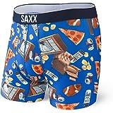 SAXX Underwear Co. Boxer - Intimo Sportivo In Rete - Boxer Con Supporto Integrato Per La Sacca Da Baseball - Intimo Da Allena
