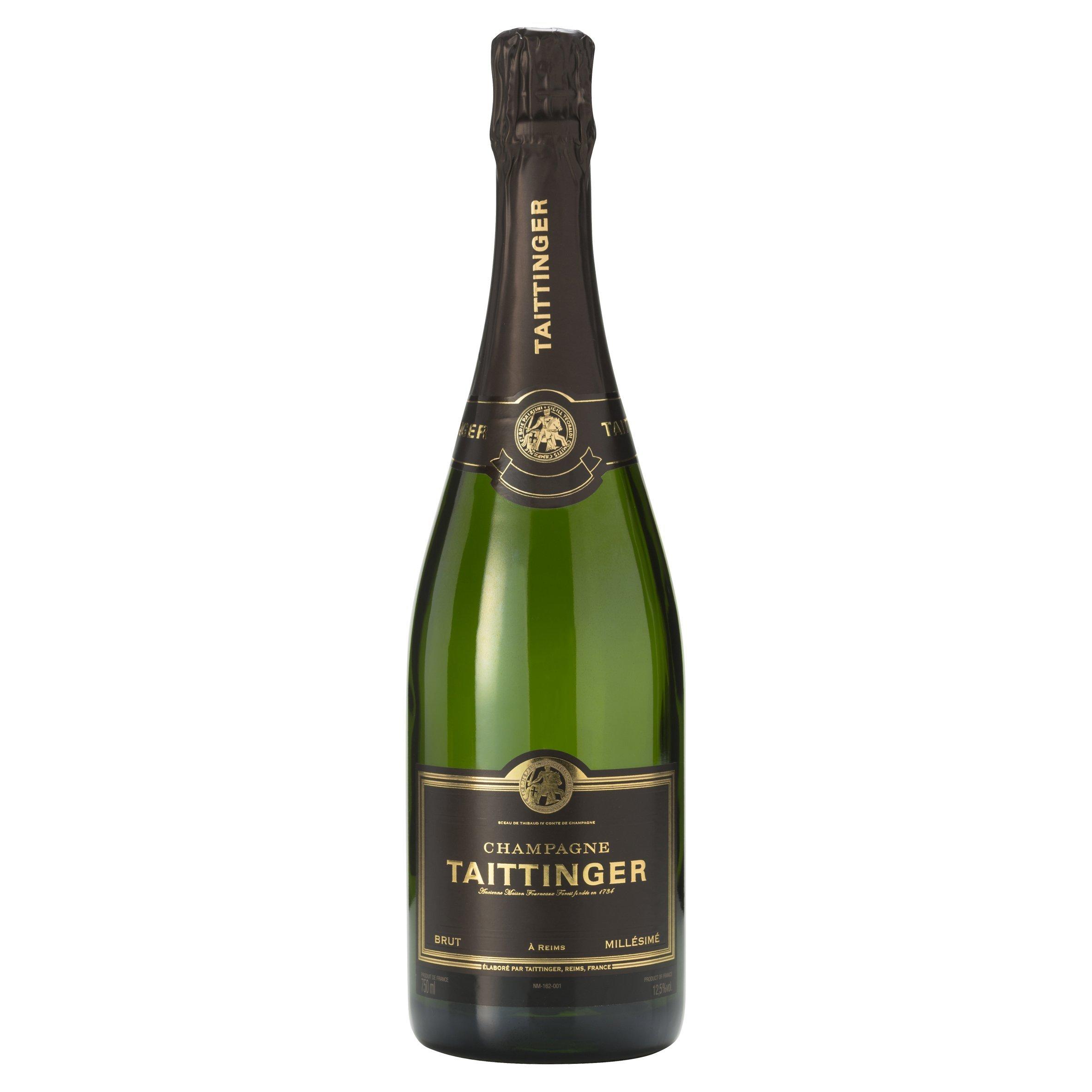 Taittinger Vintage Brut Champagne 2009, 75cl