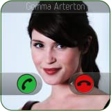 Gemma Arterton Prank Call