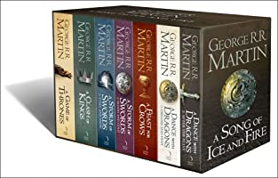 A Song of Ice and Fire, 7 Volumes