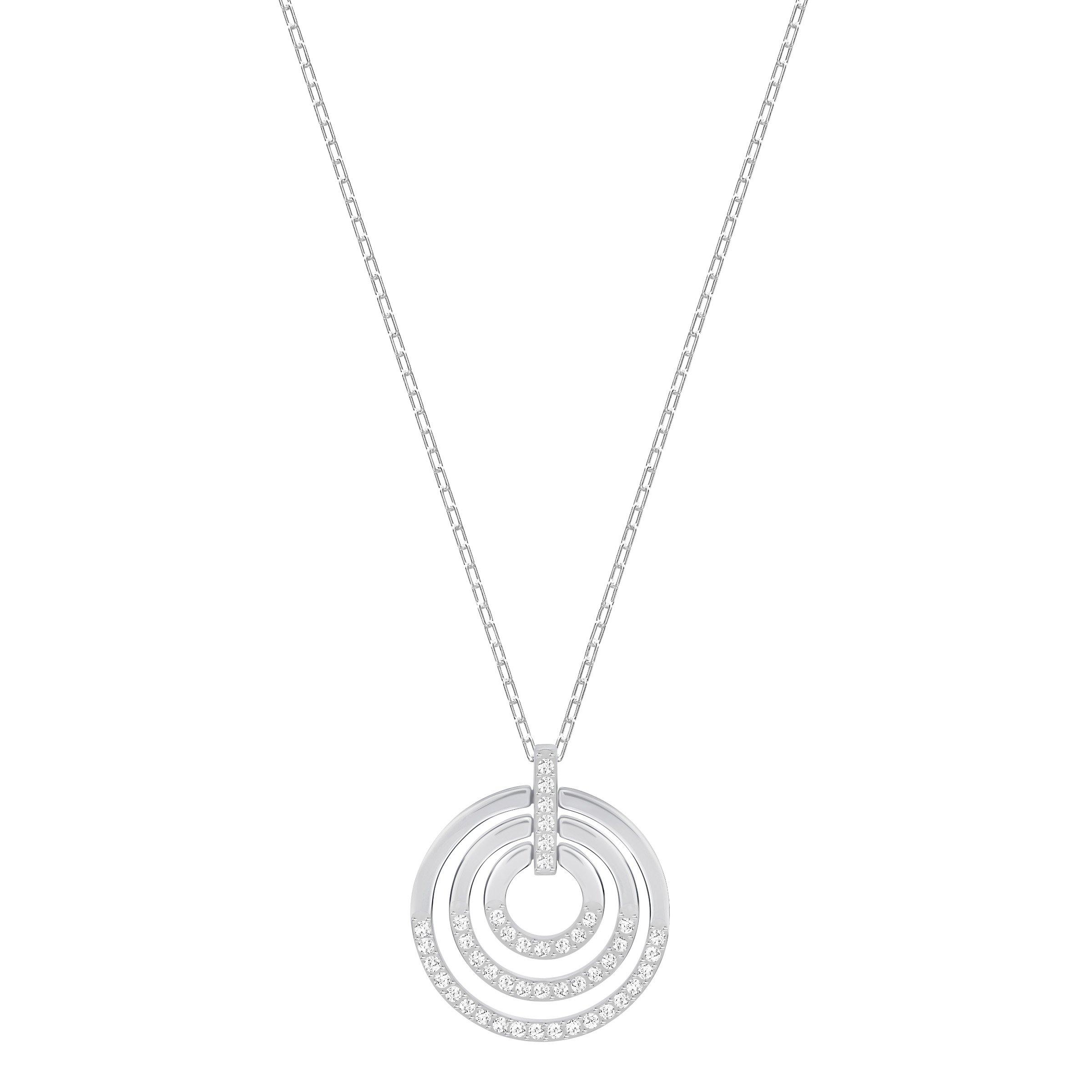 Swarovski Circle Pendant