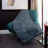 Premium Fleece Blankets Lightweight Anti-Static & Thermal Bed Blanket Perfect Thermal Blanket for Sofa Cozy Living Room Singl