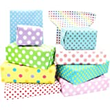 Belloxis 20 Sheets Birthday Wrapping Paper Gift Wrapping Paper Rolls Recyclable