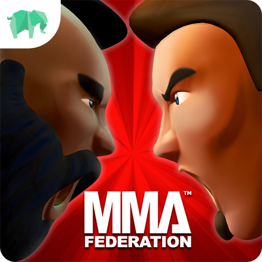 MMA Federation: Mixed Martial Arts Card Battler Game - Free Online PvP Tournament - Deck Ring