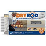 Dryrod horizontale vochtwerende staven voor de behandeling van opstijgend vocht (50 pakken)