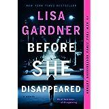 Before She Disappeared: A Novel (A Frankie Elkin Novel Book 1) (English Edition)