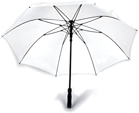 Shroff's Anchor Automatic Open Large White Umbrella