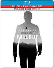 Mission: Impossible - Fallout (Steelbook) (Blu-ray + Bonus Disc)