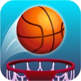 Hot Dunk: Addicting Tappy Tap Basketball Hoop Shots Game (no wifi)...