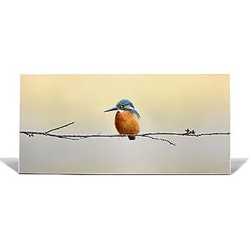 Memoboard beschreibbar perfekt f/ür die K/üche BANJADO Glas Magnettafel mit 4 Magneten Magnetboard gro/ß mit Motiv Getreide Magnetwand 60x40cm gro/ß