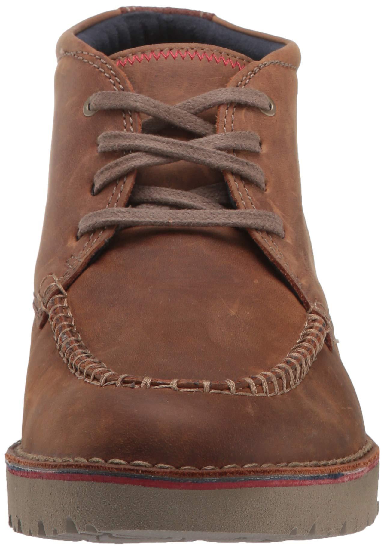 Clarks Men's Vargo Apron Ankle Boot 4