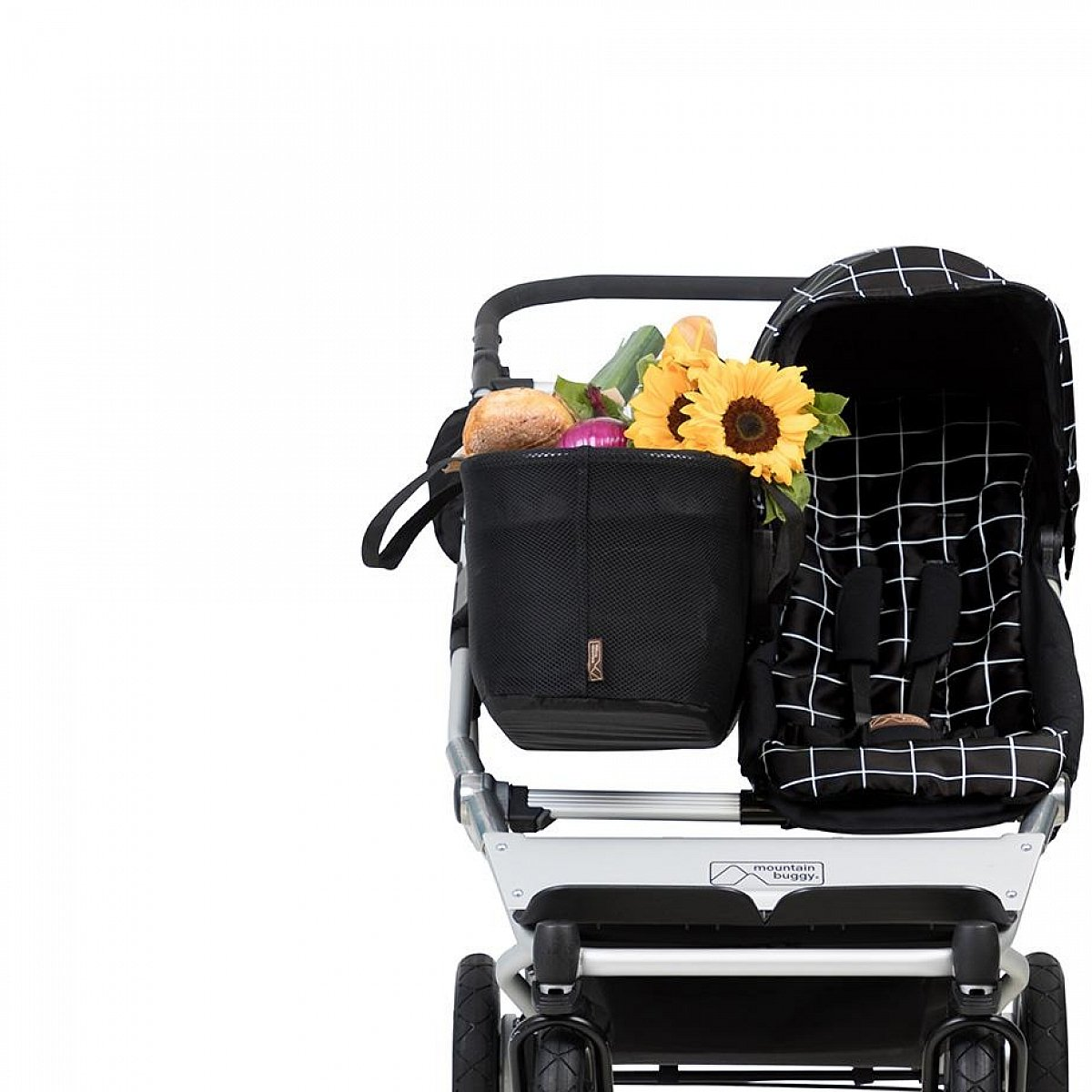 Passeggino Mountain Buggy Duet individuale V3�Grid
