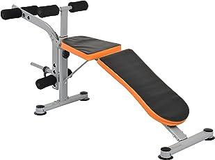 IRIS Fitness Four Position Abdominal Bench