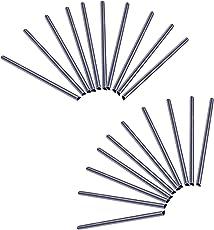 HENGMEI 30/50 Stück PVC sichtschutzstreifen befestigungsclips Sichtschutz Klemmstreifen