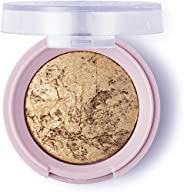 Pretty by Flormar Stars Baked Eye Shadow Golden Party 02