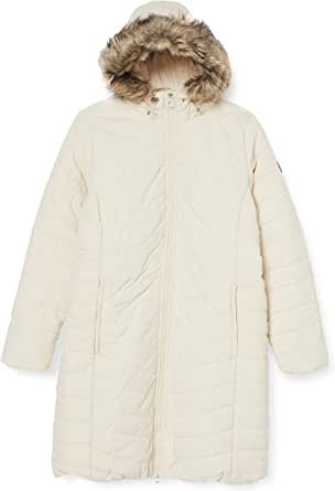 Regatta Fritha Insulated Lined Baffle Quilted Hooded Jacket Giacca Donna