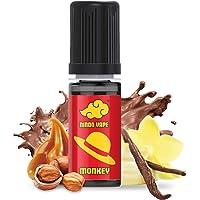 NINDO Kit 2 Aromi Cremosi Concentrati MONKEY 10ml | La dolcezza del caramello incontra la morbidezza della nocciola e…
