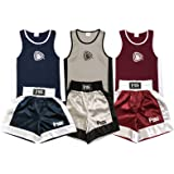 NEW KIDS BOXING UNIFORM 2 PICES SET (TOP & SHORT) RED, 03 TILL 14 YEAR OLD KIDS