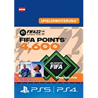 FIFA 22 Ultimate Team - 4600 FIFA Points | PS4/PS5 - Download Code - österreichisches Konto