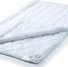 Aqua-textil 4 Jahreszeiten Bettdecke, 135 x 200 cm