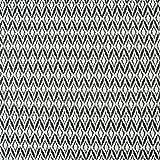 Jacquard-Stoff Polsterstoff Möbelstoff Wendestoff Raute