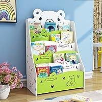 Bibliothèque pour enfants Etagère pour Enfant Bibliothèque Enfant avec des Etagère Enfant Livres Chambre d'enfant…
