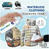 Magic Natural Stain Remover Foam Spray, Fabric Pre-Wash Spray, Down Jacket Wash-Free Waterless Clothing Spray, Powerful…