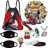 Naruto Bag,Naruto Gift Set for Fans