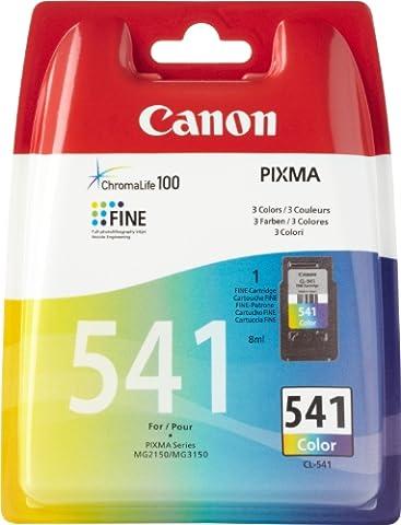 Canon - CL-541 - Cartouche d'Encre d'Origine -