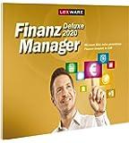 Lexware FinanzManager Deluxe 2020|frustfreie Verpackung|Einfache Buchhaltungs-Software für private Finanzen und Wertpapier-Handel