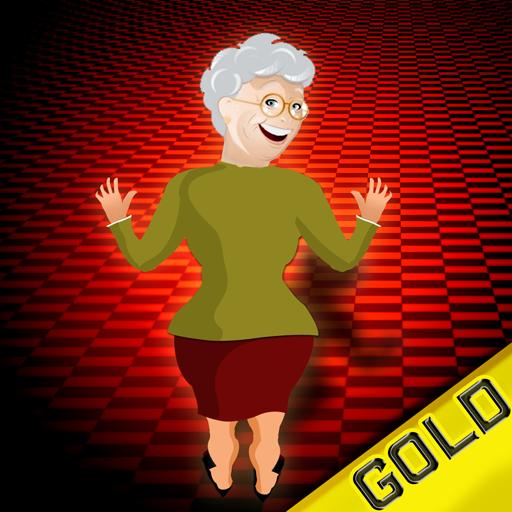 Oma twerking: die verrückte Altersheim twerk Partei - Gold Edition (Süßigkeiten Für Die Partei)