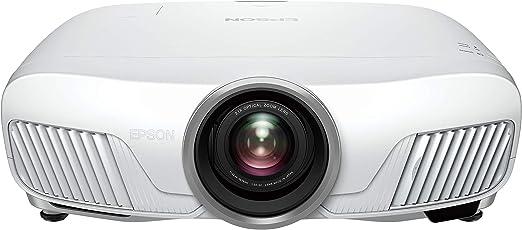 Epson V11H932040 EH-TW7400 4K Enhancement UHD 3LCD-Beamer (3.840x2160p, HDR, 3D, 2.400 Lumen, Kontrast 200.000:1, Motori. Lens-Shift) Weiß