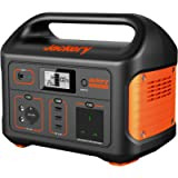 Jackery Portable Power Station Explorer 500, 518Wh Outdoor Solar Generator Mobile Lithium Battery Pack with 230V/500W AC…