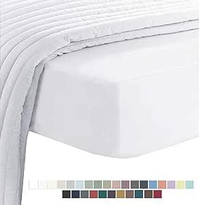 Des draps-housses avec des coins extra profonde-qualité standard
