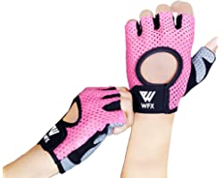 WESTWOOD FOX WFX Weight Lifting Gloves for Men Women Gym gloves with Wrist Wrap Support for Workout Training gloves Exercise