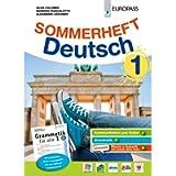 Sommerheft Deutsch. Con Grammatik für alle. Per la Scuola media. Con ebook. Con espansione online. [Lingua tedesca]: Vol…