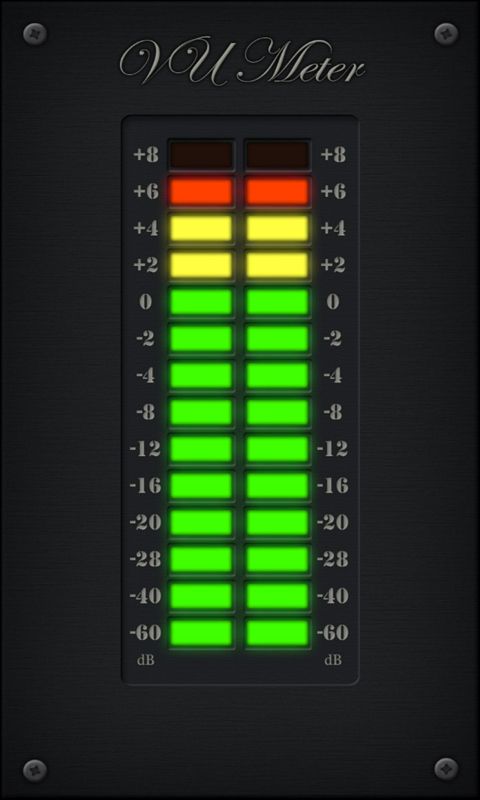 VU Meter: Amazon.co.uk: Appstore for Android
