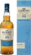 The Glenlivet Founder's Reserve Single Malt Scotch Whisky – Scotch Single Malt Whisky aus der Speyside Region – 1 x 0,7 L