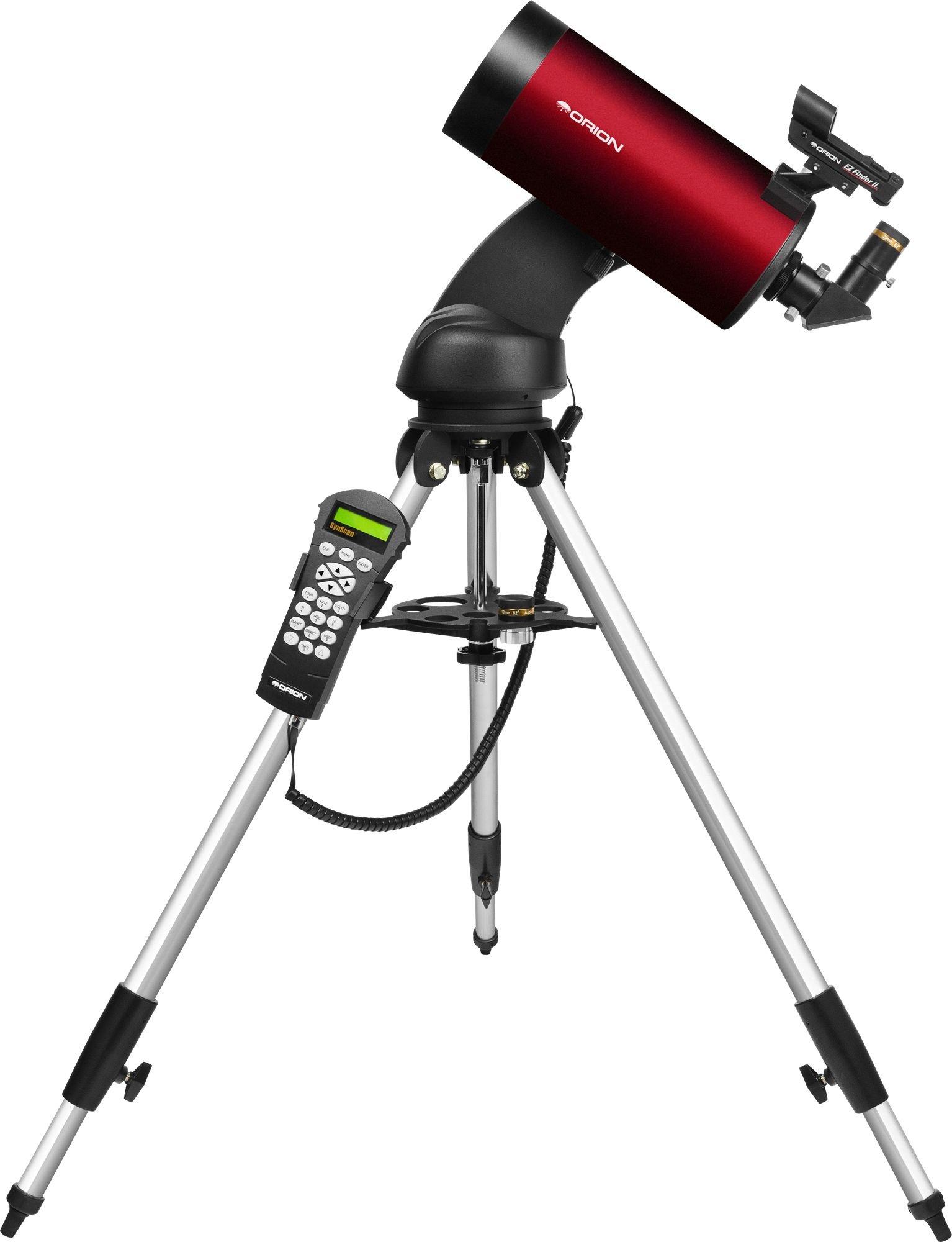 Orion 13163 StarSeeker IV 127mm GoTo Mak-Cass Telescope (Burgundy)