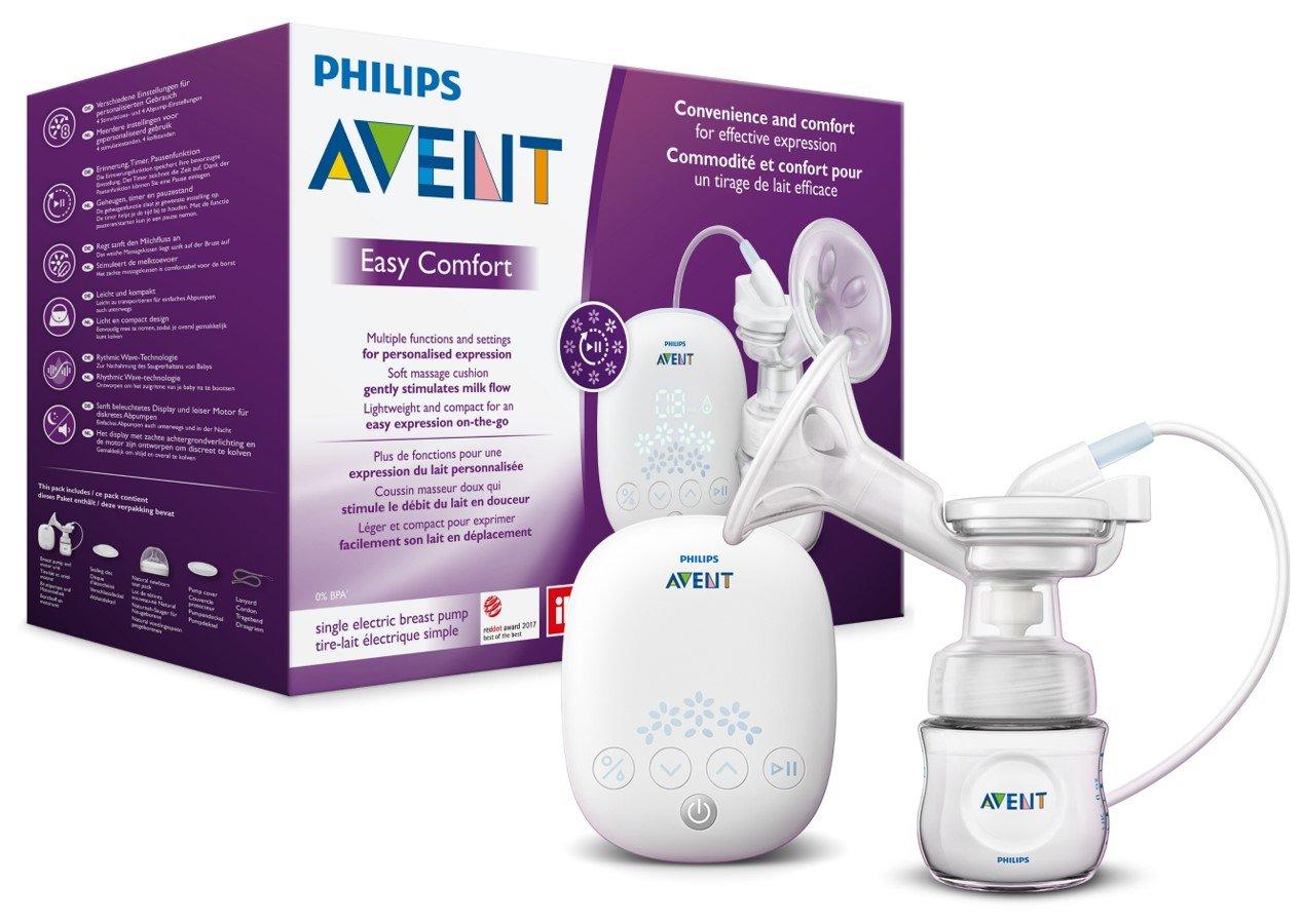 Philips Avent – Sacaleches, extractor de leche