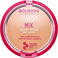 Bourjois Healthy Mix Anti-Fatigue Powder 02 Light Beige, 11g/0,38 oz
