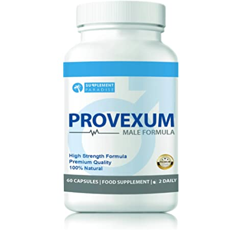 PROVEXUM Male Enhancement Formula (60 Capsules) Free&Fast Shipping ...