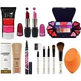 SWIPA All New Girls And Women Makeup kit(Pack Of-12)