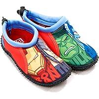 Scarpe da Mare Scoglio Bambino Marvel Avengers Iron Man Captain America Hulk Thor   Taglie da 24 a 35