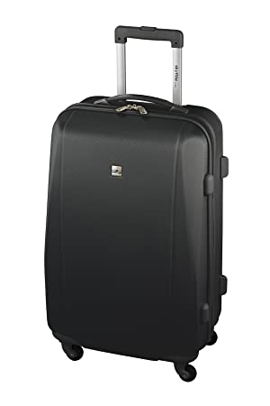 Skyflite Elan 80cm ABS Hard Shell Spinner Case in Black: Amazon.co ...
